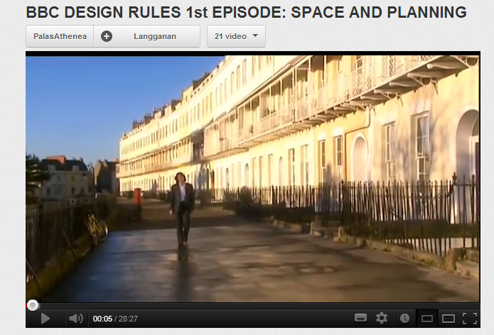 BBC DESIGN RULES 1st EPISODE- SPACE AND PLANNING - YouTube