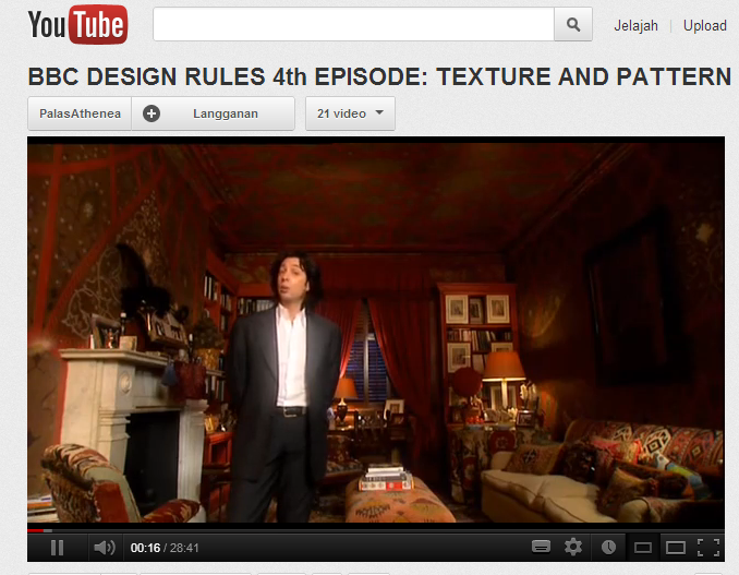 BBC DESIGN RULES 4th EPISODE- TEXTURE AND PATTERN - YouTube
