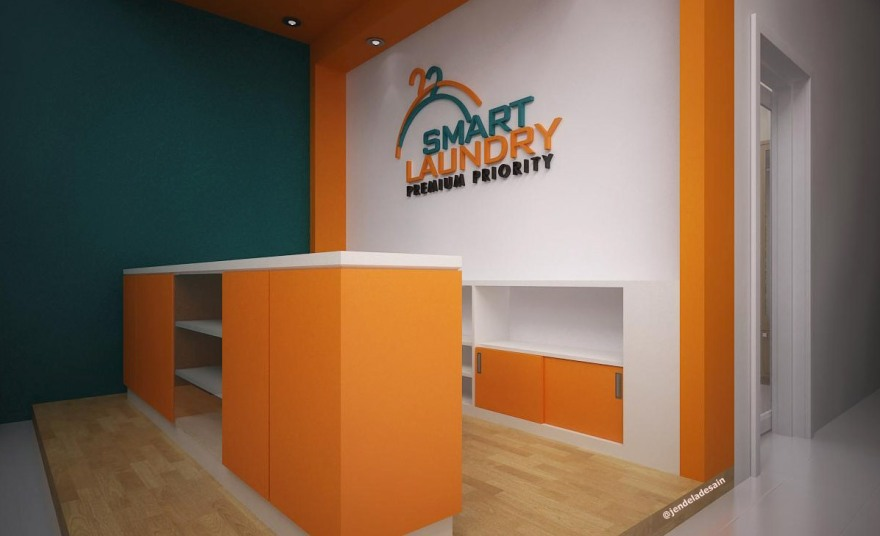 Smart Laundry | Front Office II